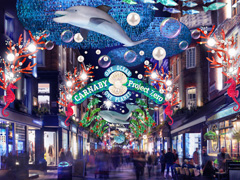 Carnaby Christmas Shopping Party image