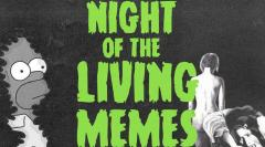 Night of the Living Memes image