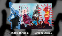 Today at Apple: Made in LDN Showcase image
