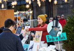 Crafty Fox Christmas Market: Kings Cross image
