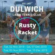 Rusty Racket- Tennis for Intermediate Players image