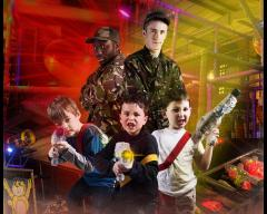 Christmas Special: Laser Tag Fun image