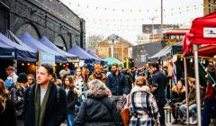 The Hackney Christmas Market image