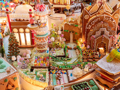Gingerbread City image
