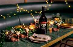 Baileys Chocolate Reindeer ride through London for Christmas image