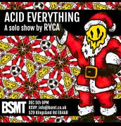 'Acid Everything': a solo show by Ryca image