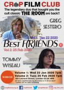 Crap Film Club presents BEST F(R)IENDS: VOLUME 1 image