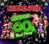 Christmas 80s Boat Party! image