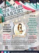 Christmas Storytime with Anna-Christina at The Chase Market image