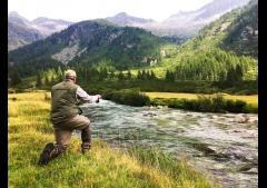 Fly Fishing in Italy: Talk & Wine Tasting image