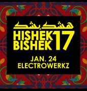 Hishek Bishek 17 (Bass and Beats from the Middle East) image