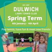 Spring Term -Tennis Programme  image