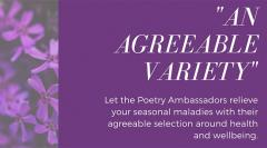 Afternoon Poems: 'An Agreeable Variety' image