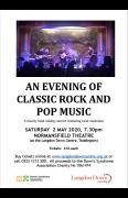 An evening of Classic Rock and Pop image
