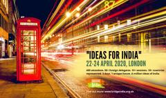 Ideas For India conference (22-24 April, London) image