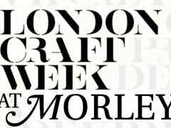 London Craft Week at Morley image