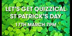 Let's Get Quizzical: St.Patrick's Day image