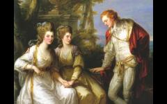 Art and society in eighteenth-century Britain image