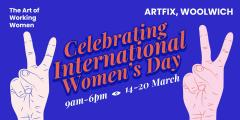 The Art of Working Women Celebrating International Women's Day image