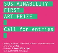 Sustainability First Art Prize: Bridging Corona to a Sustainable Future image