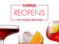 Campari Reopens The World's Best Bars image