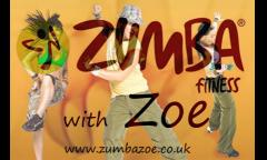 Zumba with Zoe @ London Fields Fitness Studio image