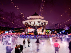 Hyde Park Winter Wonderland image