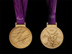 The London 2012 Olympic and Paralympic Games medals image