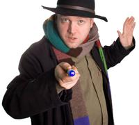 Seabright Productions presents My Stepson Stole my Sonic Screwdriver image