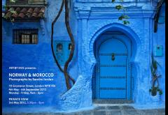 Art@10GS presents NORWAY & MOROCCO Photographs by Sandra Jordan image