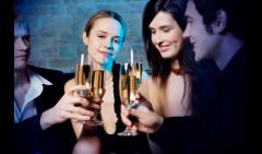 Champagne Tasting Dating Party image