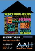 Artists at Home Open Studios image