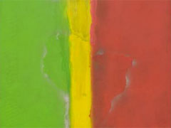 Drop, Roll, Slide, Drip…Frank Bowling's Poured Paintings 1973-1978 image