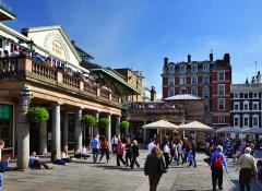 Queen's Diamond Jubilee at Covent Garden  image