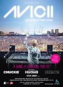 Avicii live at the O2 plus Special Guests image