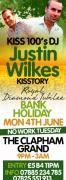 Bank Holiday Monday with Kiss DJ Justin Wilkes image