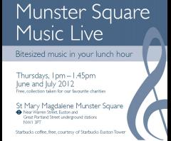 Munster Square Music Live image