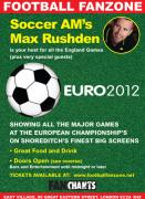 Football Fanzone Euro 2012 with Max Rushden from Soccer AM image