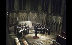 Choral Recital - 450 year of British choral music image