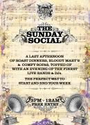 The Sunday Social at The Old Queens Head image