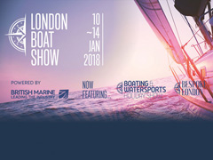 London Boat Show image