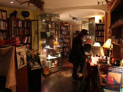 Step into a magical bookshop image