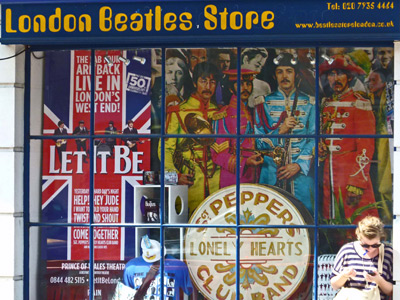 Shop like a Beatles fan-girl image