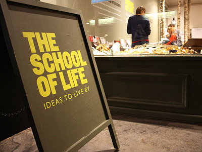 Attend the School of Life image
