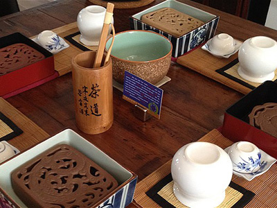 Attend a Chinese afternoon tea ceremony image