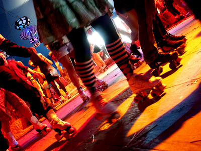 It's a Roller Disco baby! picture