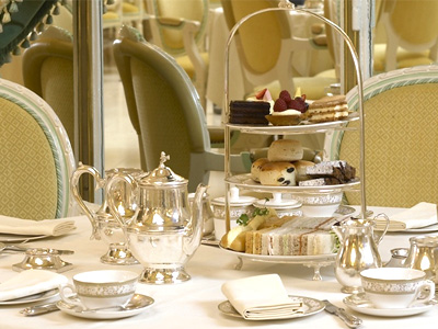 Afternoon tea at The Ritz image