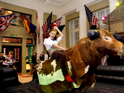 Ride the Mechanical Bull image