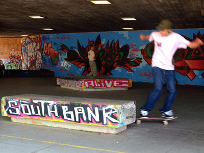 Go Skateboarding on Southbank picture