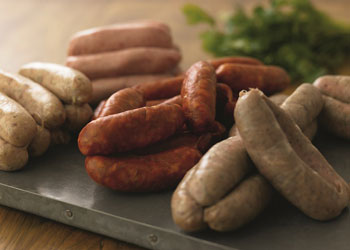 Create your own sausages  image